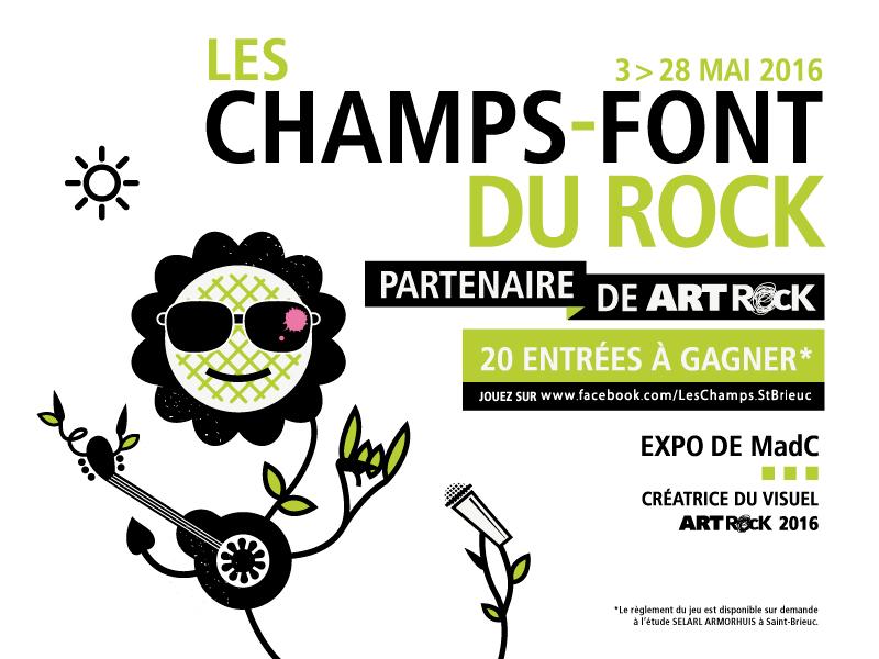 Les Champs font du Rock