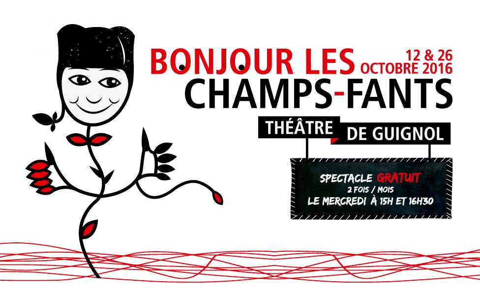 Bonjour les Champs – fants !