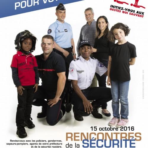 Rencontres sécurité aux Champs