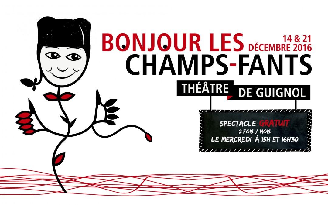 Le Noël de Guignol dans les Champs