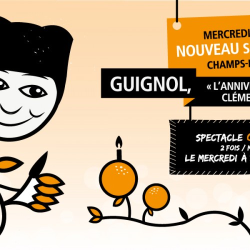 Guignol – «L'anniversaire de Clémentine»