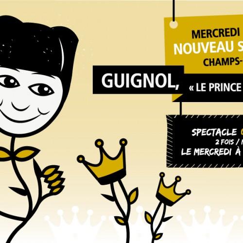 Guignol – «Le prince de Caraby»