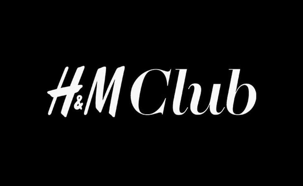 Rejoignez le H&M Club !