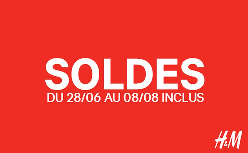 Soldes H&M Été 2017