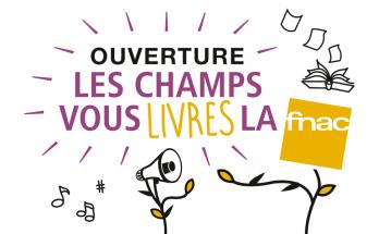Programme du salon « Au revoir le Forum, bonjour la fnac ! »