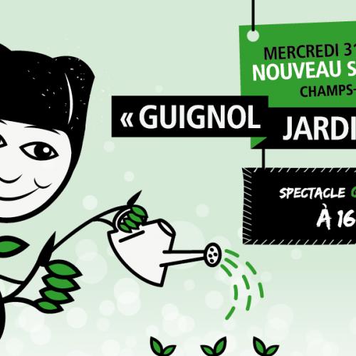 Guignol Jardinier