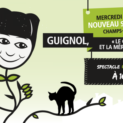 Spectacle de marionnettes – Guignol et le chat de la Mère Michelle