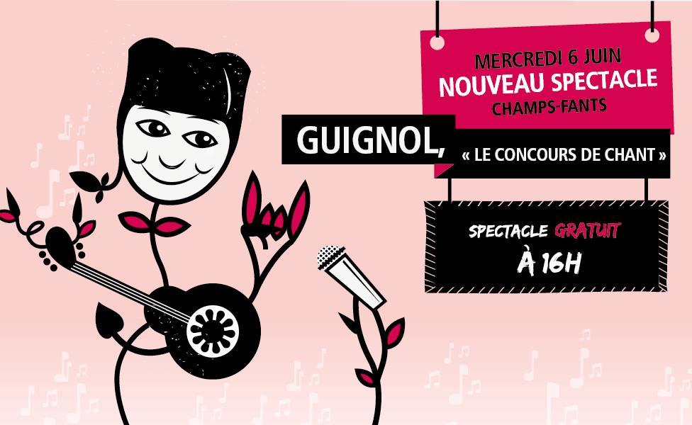 Guignol – «Le concours de chant»