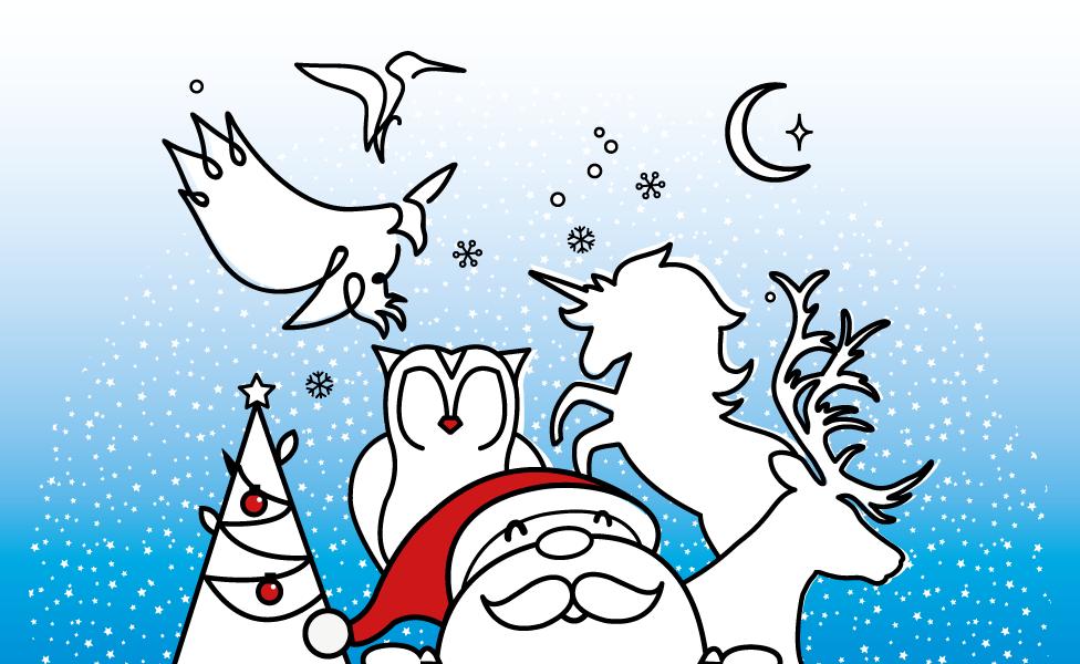 Le programme de Noël
