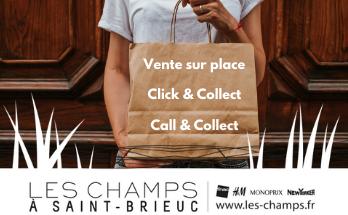 Informations sur vos boutiques