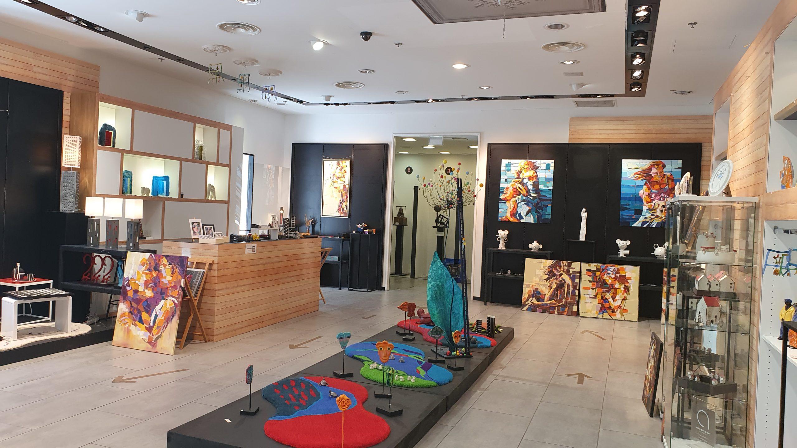Galerie d'Art La Cabine